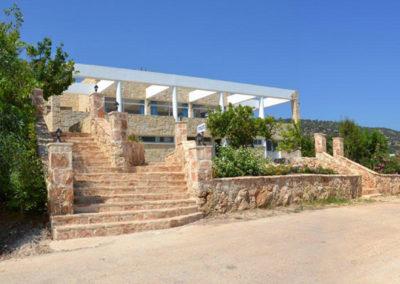 seminarreise-zypern-hotel-aphrodite-eingang